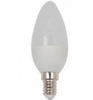Лампа Lemanso св-ва 6W C37 E14 480LM 4000K 175-265V / LM3017