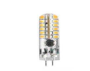 Лампа Lemanso св-ва G4 48LED 2,5 W 170LM 3000K 230V 3014SMD силікон / LM327