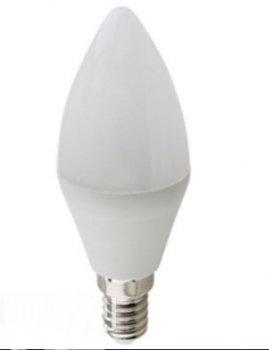Лампа Lemanso св-ва 8W C37 E14 800LM 4000K 175-265V / LM796