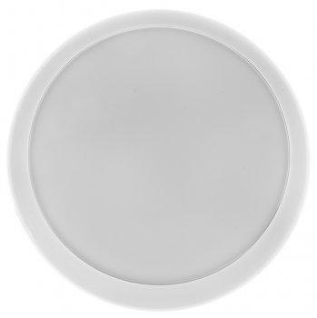 Світильник настінно-стельовий Brille W-613/18W CW (26-519)