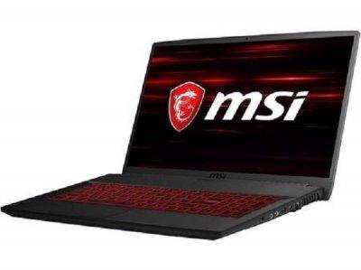 Ноутбук MSI GF75 Thin 9SC Чорний (GF75 9SC-422US)