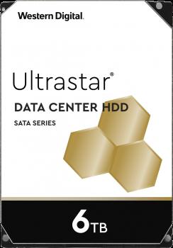 "Жесткий диск Western Digital Ultrastar DC HC310 6TB 7200rpm 256MB HUS726T6TAL5204_0B36047 3.5"" SAS"