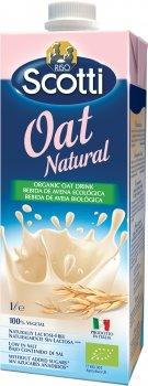 Овсяное молоко Riso Scotti органическое 1 л (8001860252846)