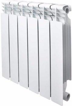 Радиатор биметаллический SANTERRA Deep 500/96 10 секций (171298)
