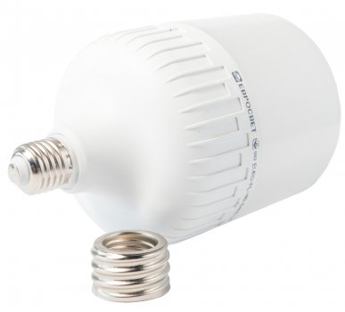 Світлодіодна лампа Евросвет 40W E40 6400K EVRO-PL-40-6400-40 (39474)