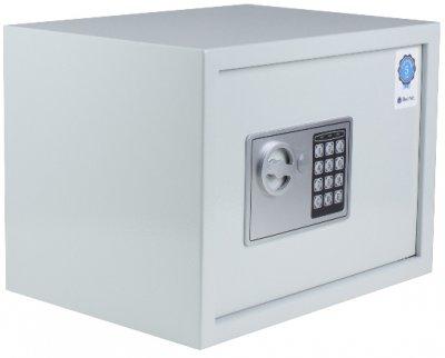 Сейф мебельный SteelNet SN-MC-26П-E-7035