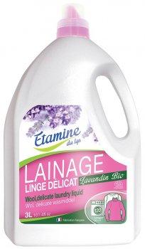 Средство для деликатной стирки и шерсти Etamine du Lys Лаванда 3 л (3538394953109)