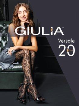 Колготки Giulia Versale 20 Den Nero