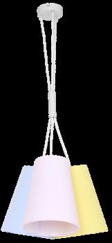 Стельовий світильник бра Luminex Pinio дитячий Різнобарвний (8765)