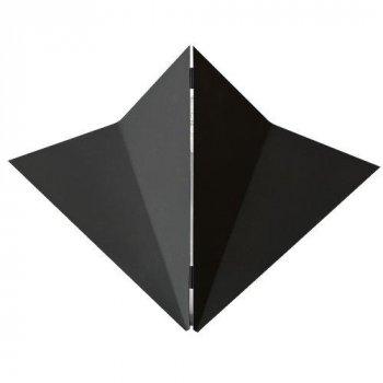 Настінний світильник бра Luminex Stars Чорний (5810)