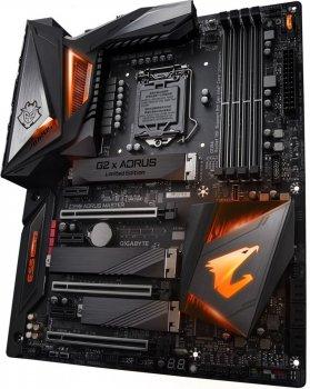 Материнська плата Gigabyte Z390 Aorus Master G2 Edition (s1151, Intel Z390, PCI-Ex16)