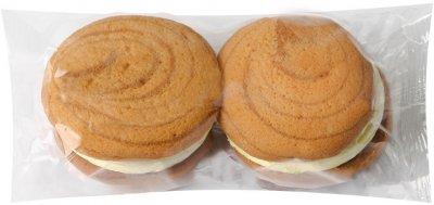 Печенье сдобное сбивное переслоенное начинкой Чарівна мозаїка Волшебный фламинго 0.5 кг (4820163111735)