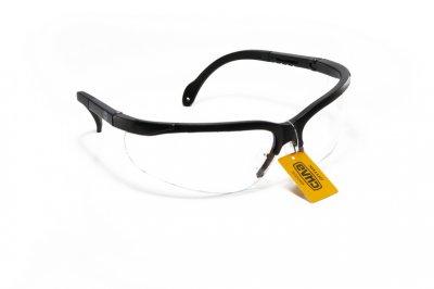 Очки защитные ОПТИК (прозрачные) СИЛА