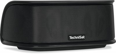Портативный Bluetooth-динамик Technisat BLUSPEAKER ID 100 черный (0000/9112)