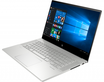 Ноутбук HP Envy Laptop 15-ep0022ur (1U9K2EA) Silver