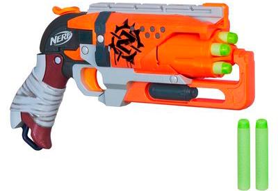 Бластер Hasbro Nerf Зомби Страйк Хаммершот (A4325)