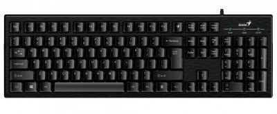 Клавіатура дротова Genius Smart KB-101 USB (31300006410)