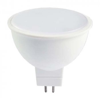 Світлодіодна лампа Feron LB-196 MR16 G5.3 230V 7W 620Lm 4000K