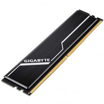 Оперативна пам'ять DDR4 16GB (2x8GB) 2666 MHz Timing GIGABYTE (GP-GR26C16S8K2HU416)