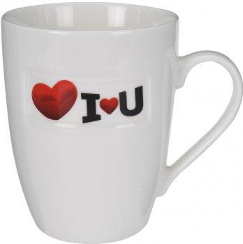 Чашка Excellent Houseware 350 мл (Q75900090_i_love_you)