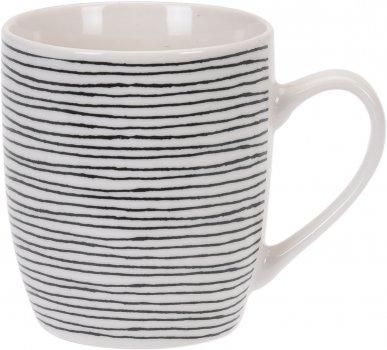 Чашка Excellent Houseware 220 мл (Q75888060_stripes)