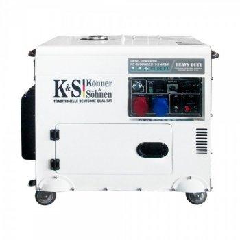 Генератор Könner&Söhnen KS 9200 HDES-1/3 ATSR (F00170448)