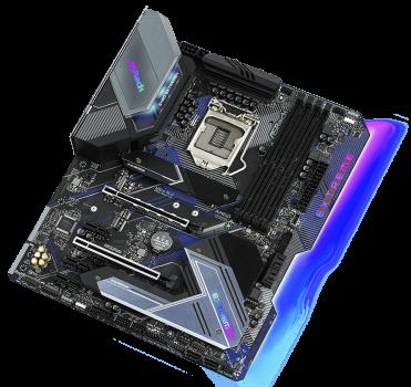 Материнська плата ASRock Z490 Extreme4 (s1200, Intel Z490, PCI-Ex16)