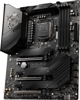 Материнская плата MSI MEG Z490 Unify (s1200, Intel Z490, PCI-Ex16)