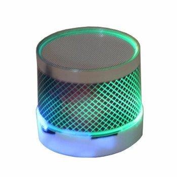 Портативна bluetooth колонка MP3 плеєр S10 Мозаїка