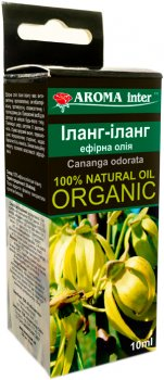 Эфирное масло Aroma Inter Иланг-иланг 10 мл (4823020300075)