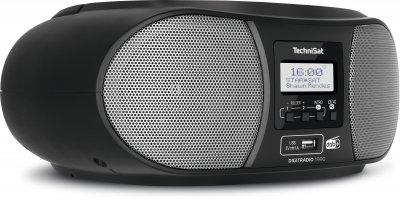 Цифровий радіоприймач TechniSat DIGITRADIO 1990, чорний (0000/3952)