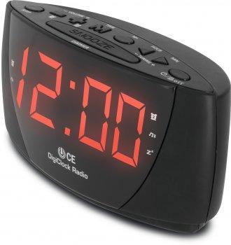 Радіогодинник TechniSat DigiClock Radio з будильником і зумером (76-4900-00)