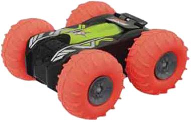 Радіокерована машинка-перевертень Mekbao Великі колеса Червона (5588-711-2) (4812501159103-2)