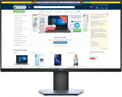 """Монітор 27"""" Dell S2719DGF Black (210-AQVP)"""