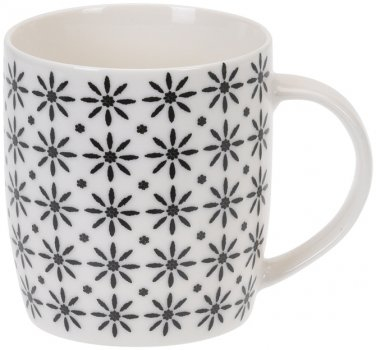 Чашка Excellent Houseware 320 мл (Q75888070_flower)