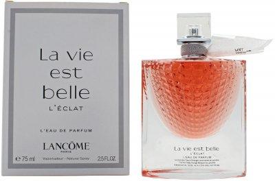 Тестер Парфумована вода для жінок Lancome La Vie Est Belle Eclat 75 мл (3614271733542)