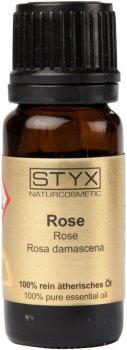 Эфирное масло Styx Naturcosmetic 100% Essential Oil Rose Роза 1 мл (9004432005412)