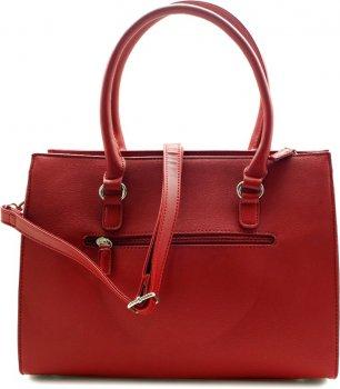 Женская сумка David Jones 7771823 Темно-красная (1000007771823)