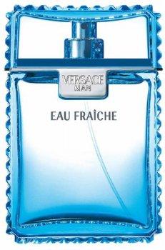 Туалетная вода для мужчин Versace Man Eau Fraiche 5 мл (8018365500129)