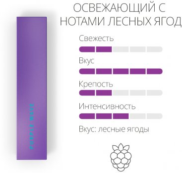 Блок стиків для нагрівання тютюну Heets Purple Label 10 пачок (7622100815600)