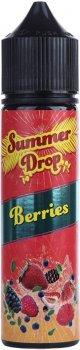 Рідина для електронних сигарет Summer Drop Berries (Смородина + суниця + полуниця + ожина)