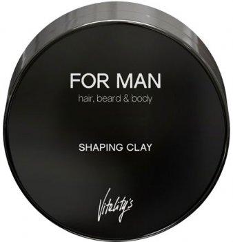 Глина для волосся Vitality's Shaping Моделювальна для укладання 75 мл (8012603079064)