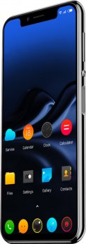Мобільний телефон Glofiish GPad U Black