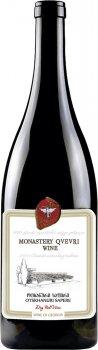 Вино Winery Khareba Otskhanuri Sapere Qvevri красное сухое 0.75 л 12% (4860001193660)