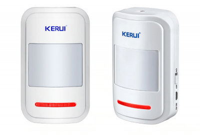 Бездротовий датчик руху KERUI K1 для GSM сигналізації