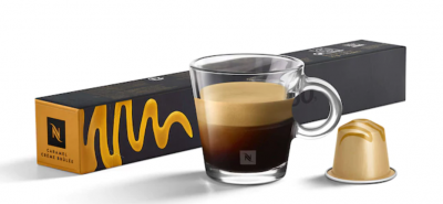 Кофе в капсулах Nespresso Barista Creations Caramel Creme Brulee 10 шт