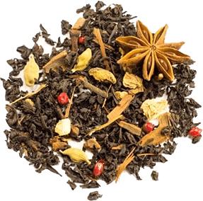 Чай черный Gemini Tea Collection Spicy Black Tea с добавками листовой 100 г (5000000039432)