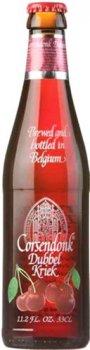 Пиво Corsendonk Dubbel Kriek светлое, фруктовое фильтрованное 8.7% 0.33 л (250010635161)