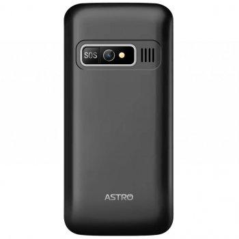 Мобильный телефон Astro A186 Black