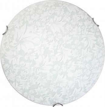 Світильник настінно-стельовий Декора Юнона 24280 білий (DE-48433)